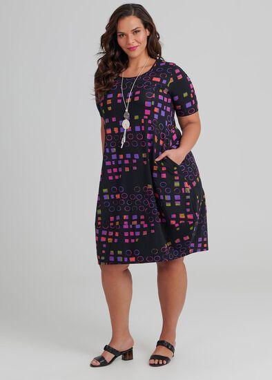 Quatro Short Sleeve Dress