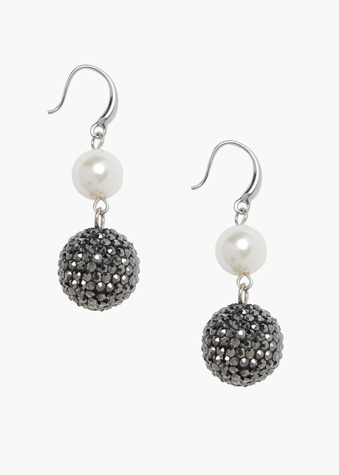 Razzle Dazzle Earrings, , hi-res