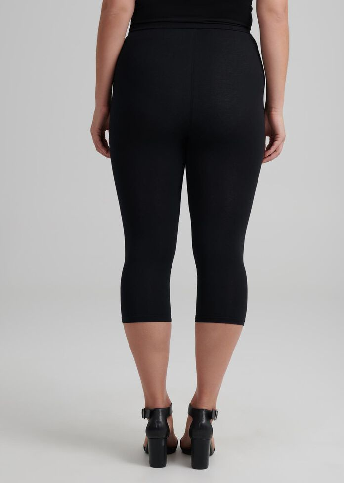 Easy Breezy Crop Legging, , hi-res