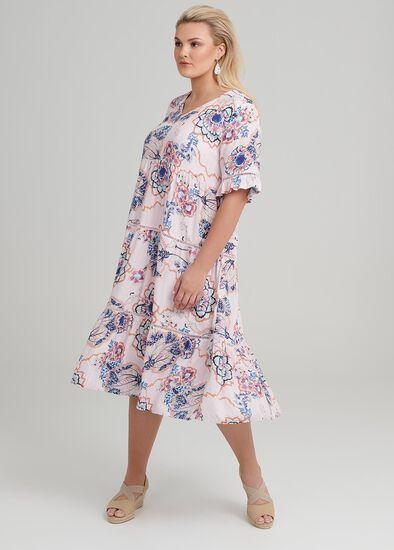 Iris Garden Dress
