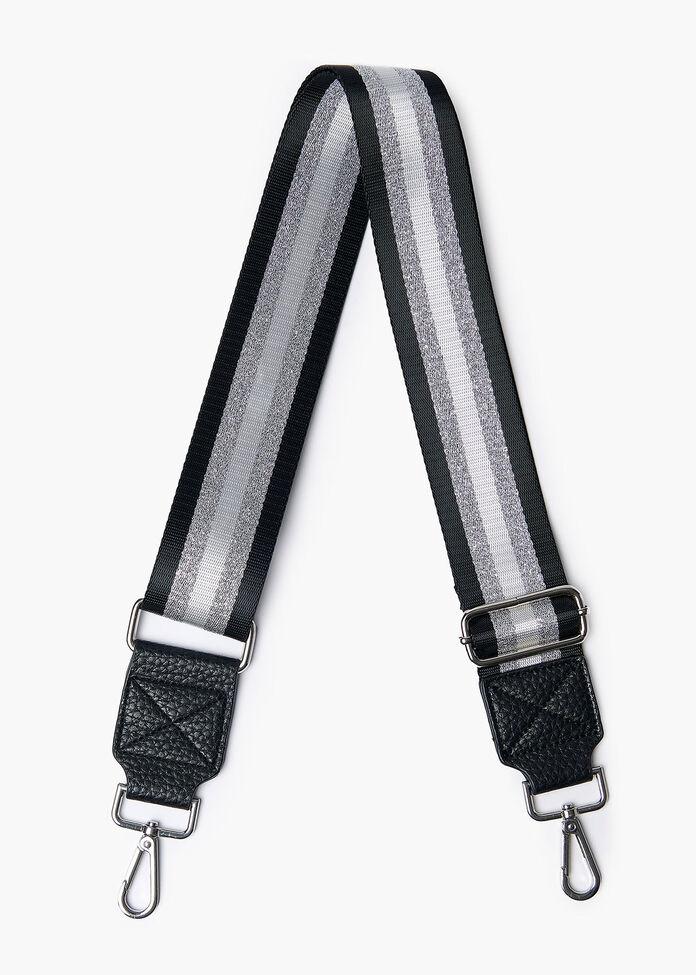 Silver Stripe Strap, , hi-res