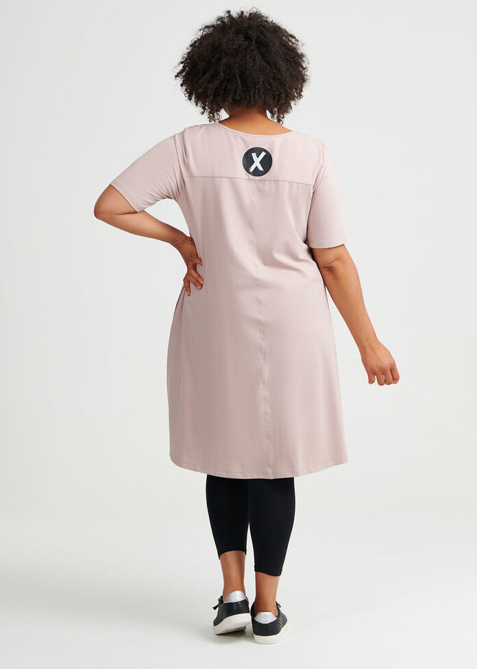 Cotton Twist Dress, , hi-res