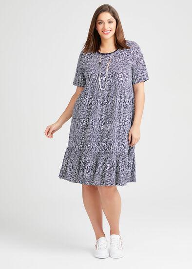 Organic Mini Heart Dress