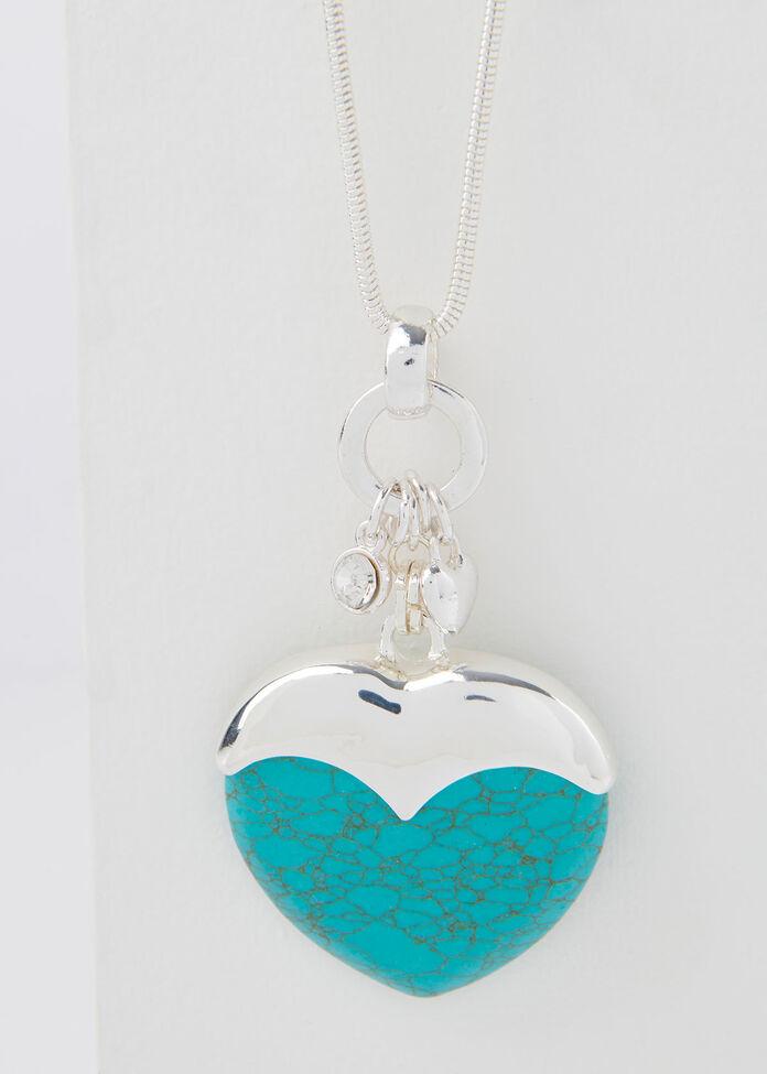 Love Struck Necklace, , hi-res