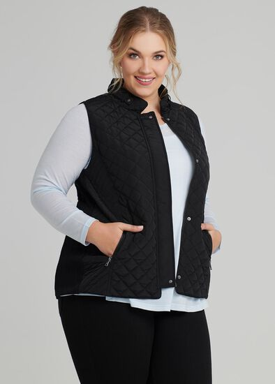 Winter Retreat Vest