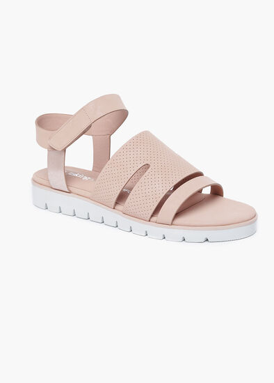 Blush & Brilliant Sandal