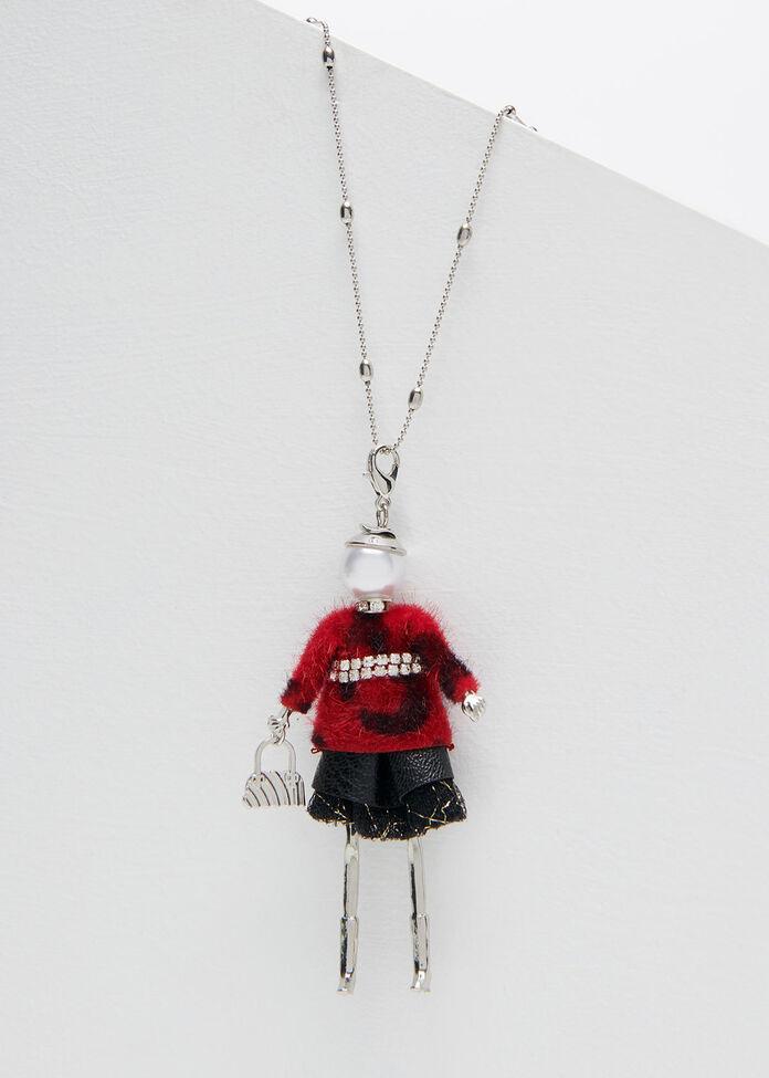 Trisha Doll Necklace, , hi-res
