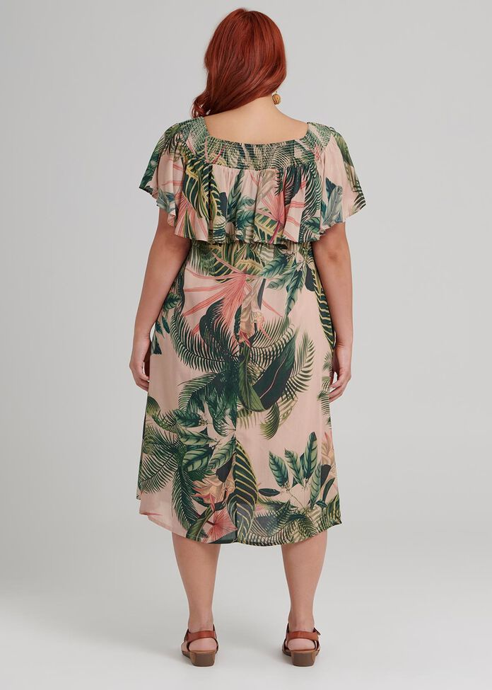 La Palma Dress, , hi-res