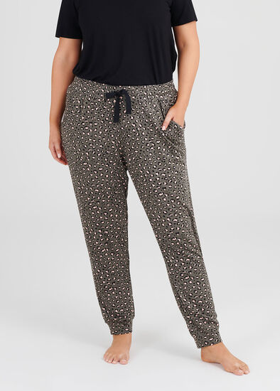 Bamboo Animal Pj Pant