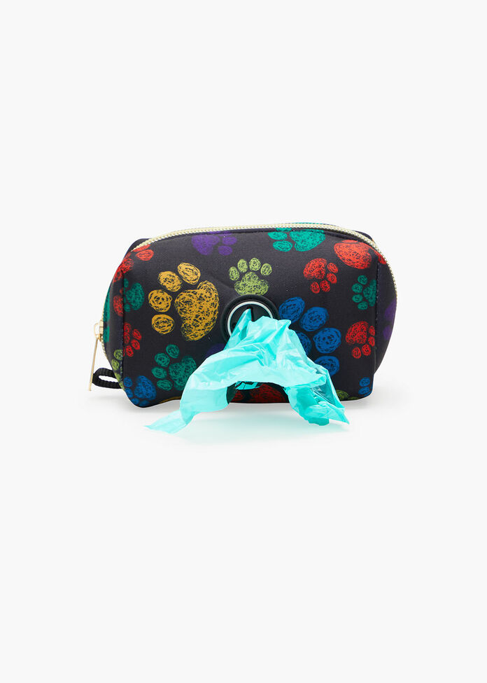 Paw Pet Poo Bag Holder, , hi-res