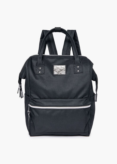 Bessie Black Backpack