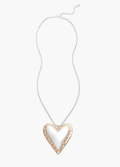 Change Of Heart Necklace