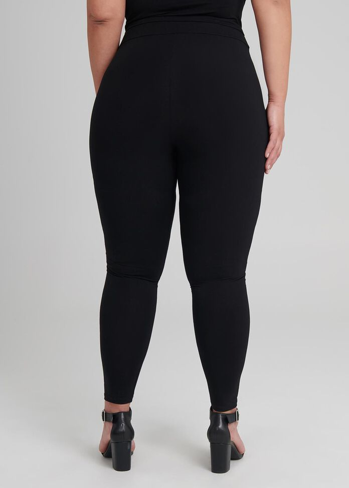 Bamboo F/length Legging, , hi-res