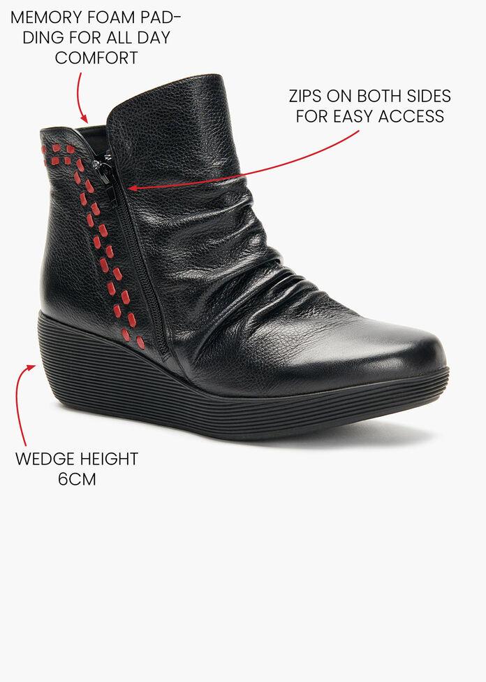 Ginger Ankle Boot, , hi-res