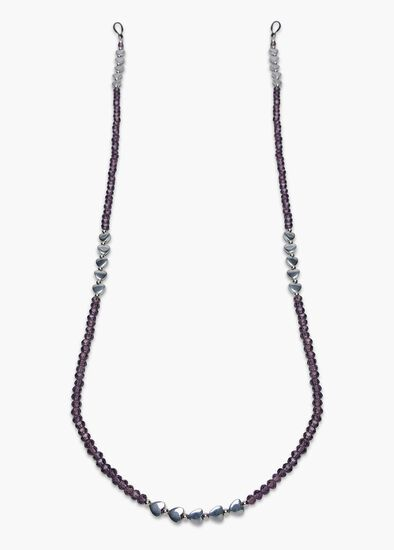 Violet Glasses Chain