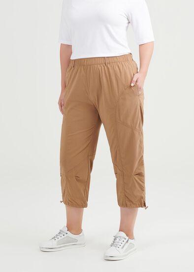 Panama Crop Pant