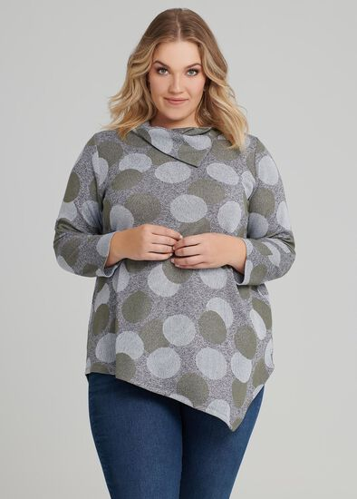 Autumn Spot Top