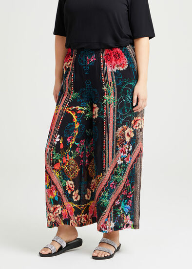 Natural Flower Power Pant