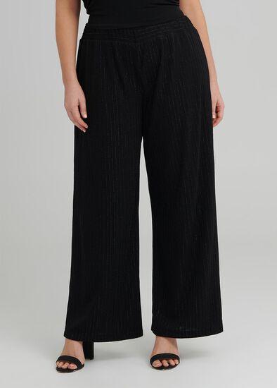 Venetian Wide Leg Pant