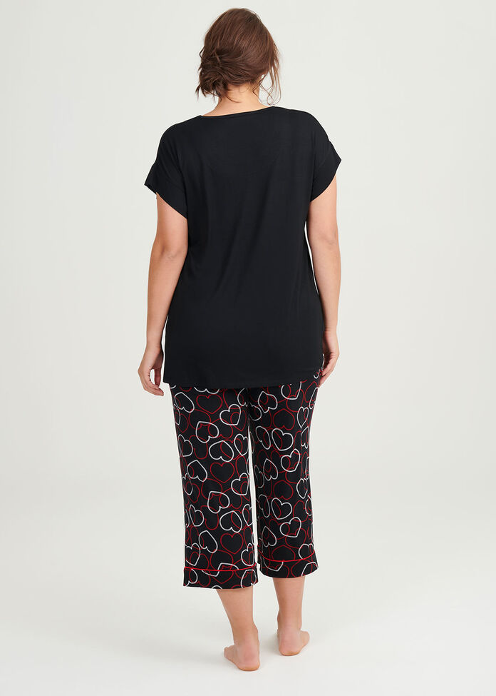 Bamboo Unchained Pj Top, , hi-res
