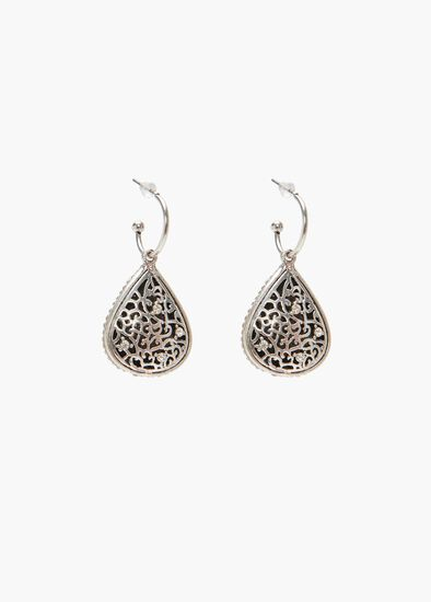 Adilah Crystal Earrings