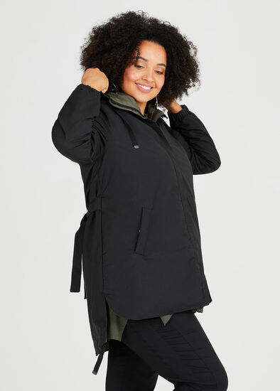 On The Move Puffer Coat