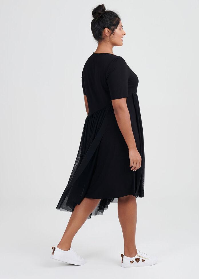 Destination Viscose Dress, , hi-res