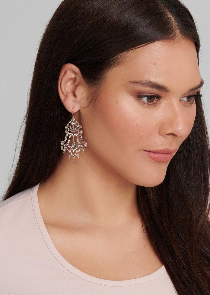 Kenza Earrings, , hi-res