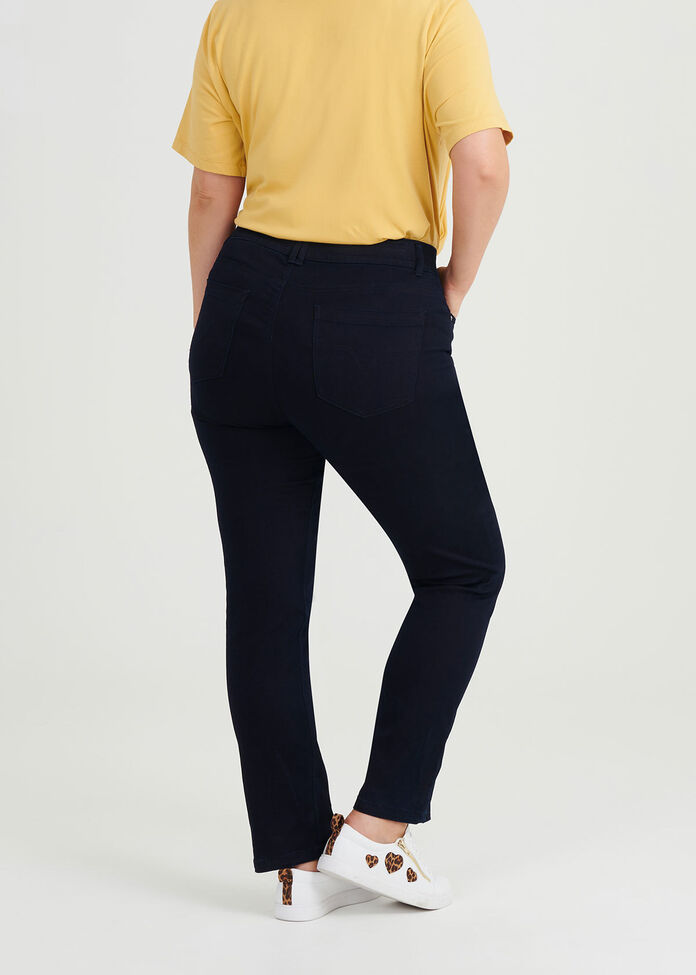 The Luxe Looker Jean, , hi-res