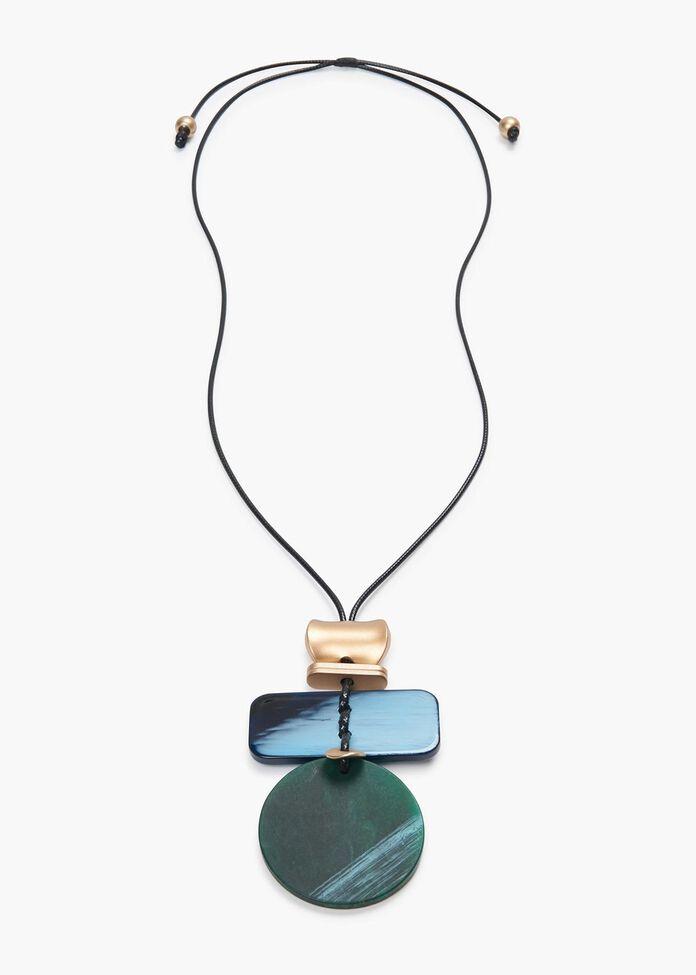 Coastline Drop Necklace, , hi-res