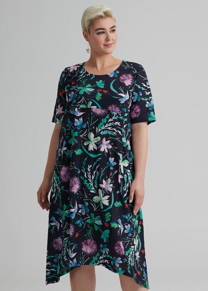 Spring Blossoms Dress, , hi-res