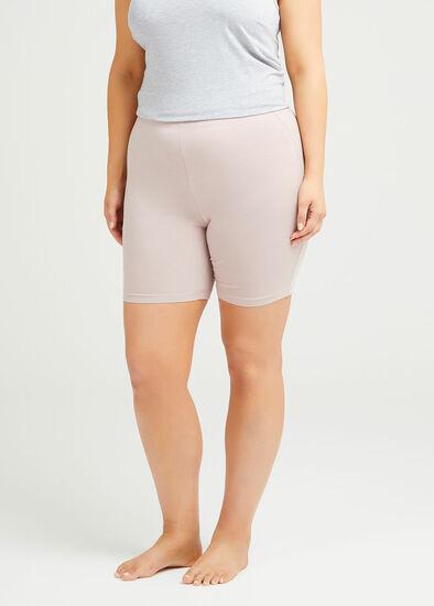 Organic Cotton Anti Chafe Short