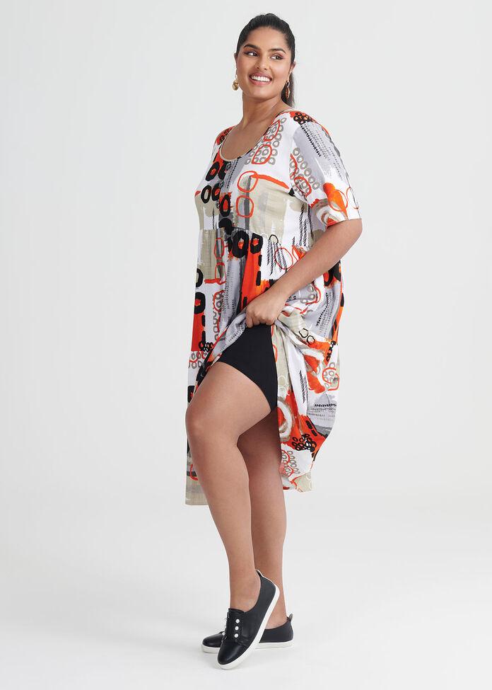 Sonoran Viscose Dress, , hi-res