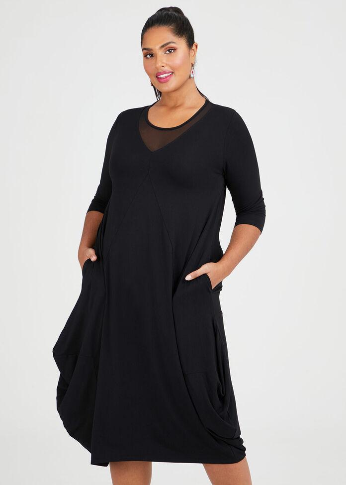 Bamboo Breezy Dress, , hi-res