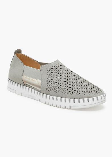Comfort Lasercut Flex Shoe