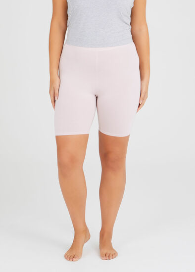Bamboo Anti Chafe Crop Short