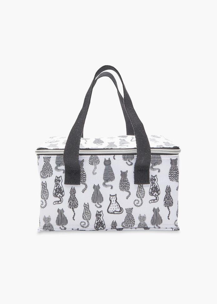 Cat Lunch Bag, , hi-res
