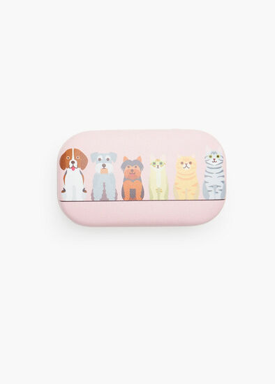 Cat & Dog Coin Case