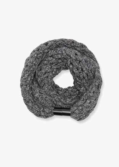 Braided Magnetic Scarf