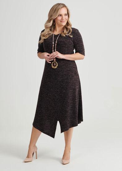 Ametrine Knit Dress