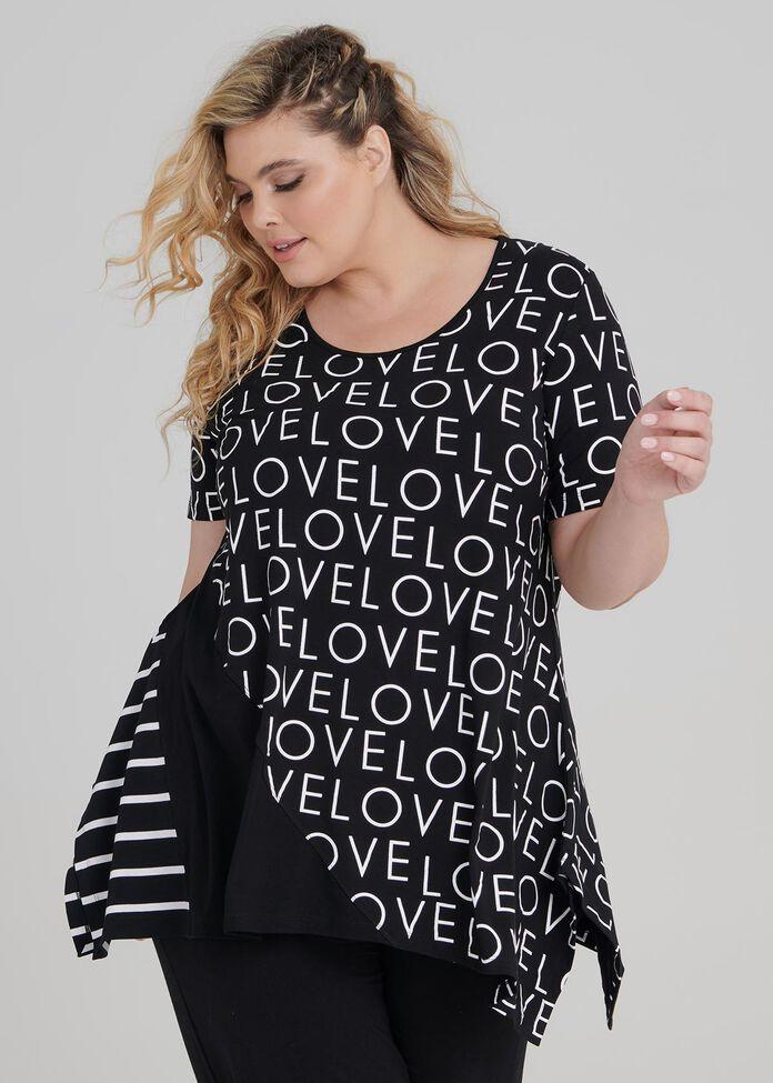 Love Wins Tunic, , hi-res