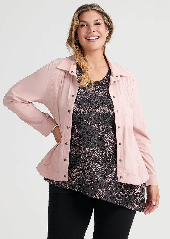 Midnight Stitching Jacket, , hi-res