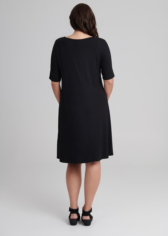 Bamboo Essential Dress, , hi-res
