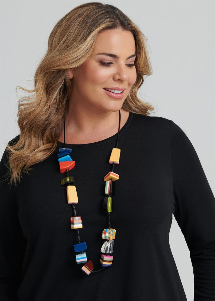 Every Colour Necklace, , hi-res