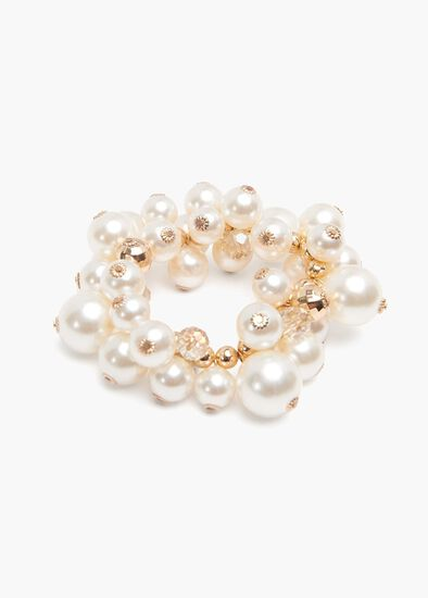 All The Pearls Bracelet