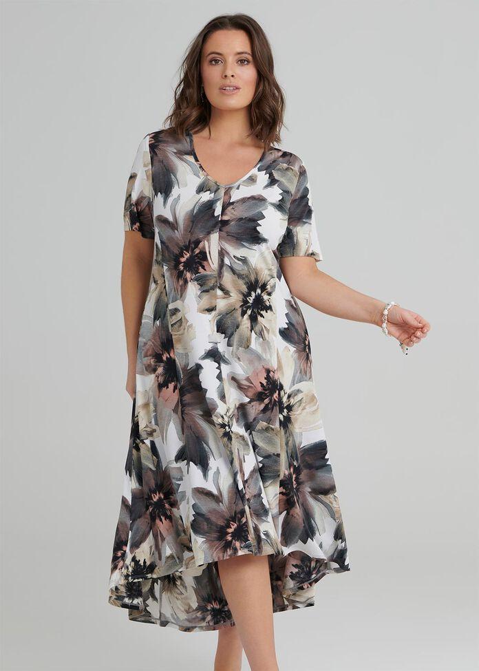 Perissa Dress, , hi-res