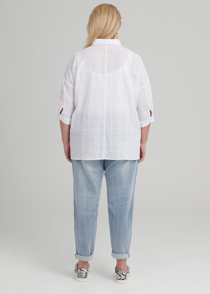 Textured Shirt, , hi-res