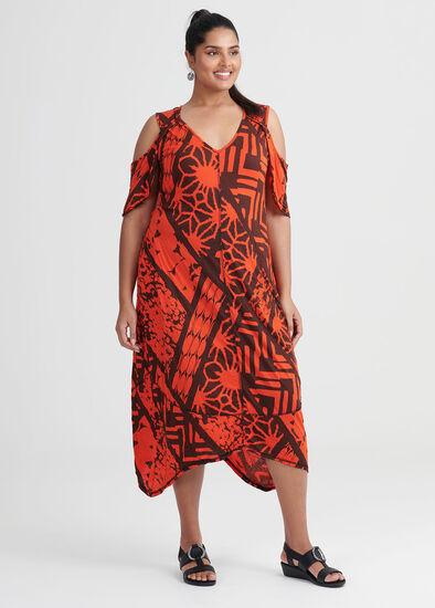 Phoenix Maxi Modal Dress