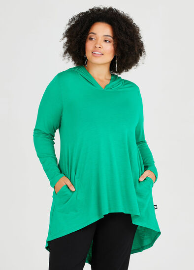 Bamboo Merino Time Out Top