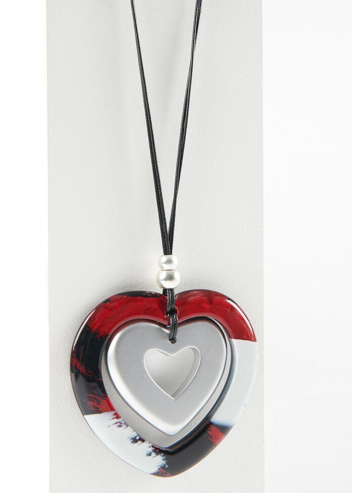 Bold Love Necklace, , hi-res